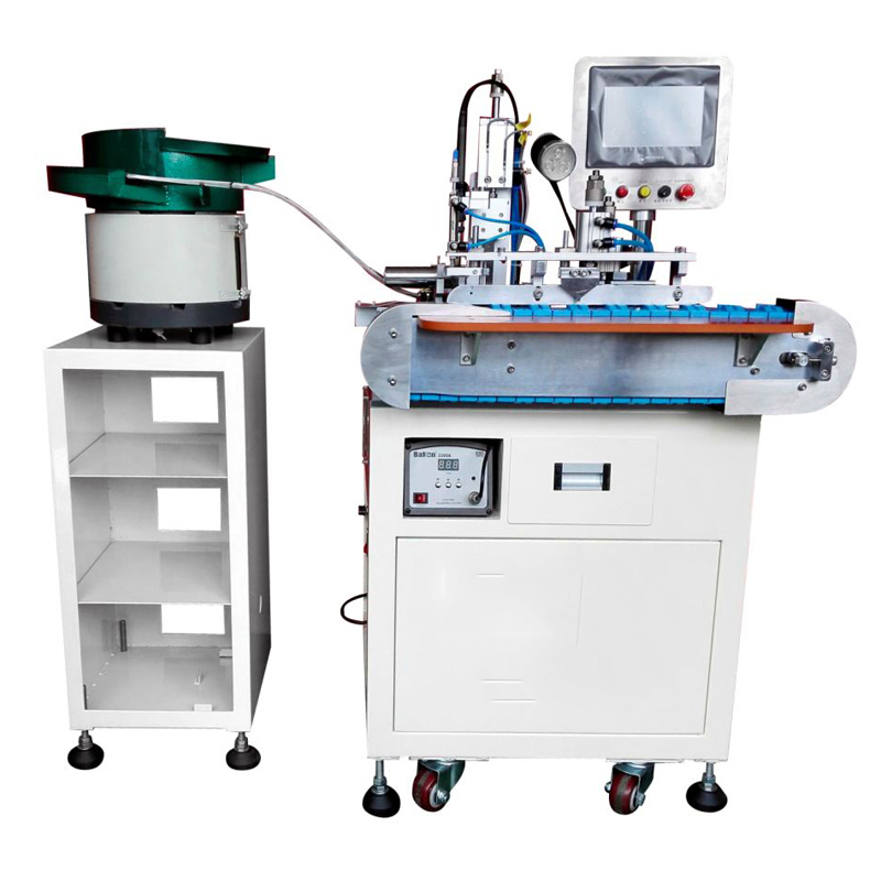 Automatic USB A Male soldering machine WPM-121-AM