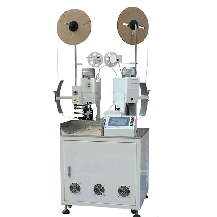 Automatic Wire Cut Strip Crimp Machine(two ends can be crimped) WPM-188
