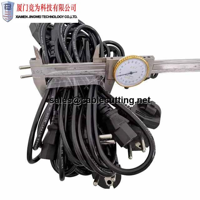 Desktop OPP Film Banding Machine for Wire Harness