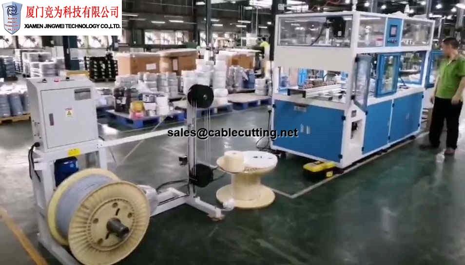 Heavy wire cutting Coiling binding machine WPM-HCRO