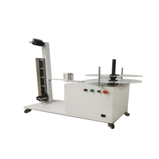 Infinitely Variable Speed Cable Prefeeding Machine