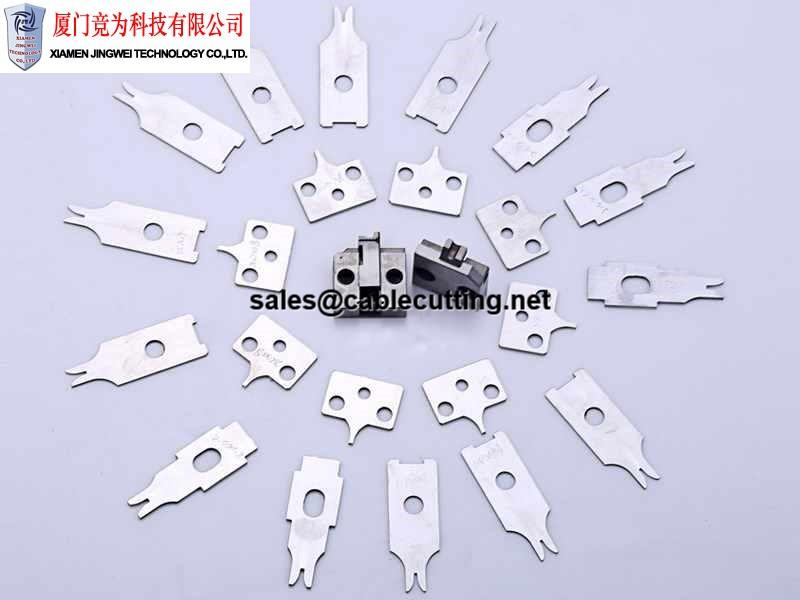 OTP Tungsten steel blade for Terminal crimping machine