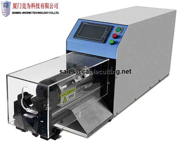 Semi-automatic Coaxial Stripping Machine WPM-25200