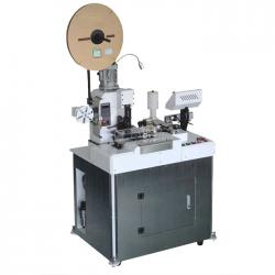 Automatic wire cutting stripping crimping tinning machine(5 wire at one time) WPM-109