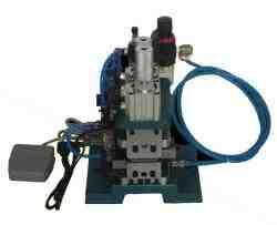 Penumatic Wire Stripping Twisting Machine WPM-3F+T